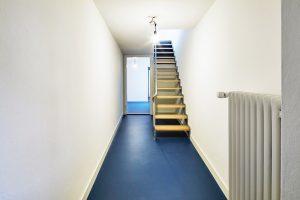 Neues Treppenhaus, Foto: kunzarchitekten
