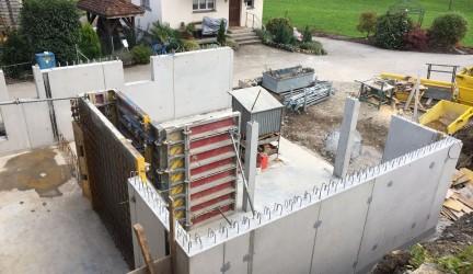 Ersatz-Neubau Wohnhaus